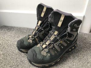 Everest Base Camp Training boots